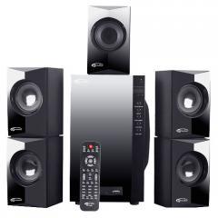 Gemix HT-1050 Black speaker system
