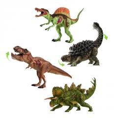 Fighting dinosaur of the World of the Jurassic