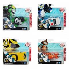 Transformer Robots-in-Disgays Uan-Step Hasbro
