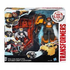 Transformers Minikon Deployers Hasbro B0765EU4