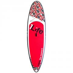 Inflatable board for SUP of surfing 1Life Spor
