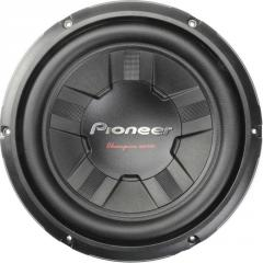 Automobile acoustics of Pioneer TS-W261S4