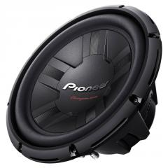 Automobile acoustics of Pioneer TS-W311D4