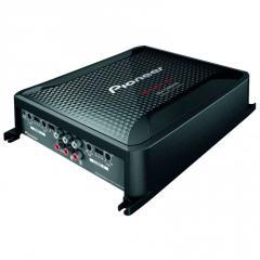 Automobile acoustics of Pioneer GM-D8604