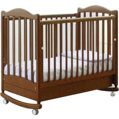 Детская кроватка Baby Italia Euro Antique Walnut