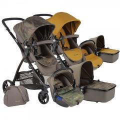 Детская коляска 3 в 1 Be Cool Slide-3