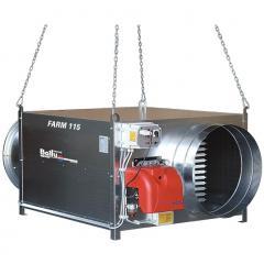 Ballu FARM 115 M METANO/02FA43M-RK heatgenerator