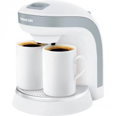 Кофеварка Sencor Sce2001Wh