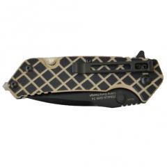 Tourist knife of Sanrenmu 7056LUI-GHV-T4