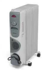 Радиатор масляный Aftron на 11 секций C вентил.