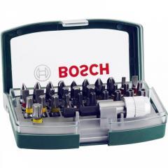 Бита Bosch с цветовой маркировкой, набор