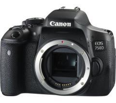 Цифровая фотокамера зеркальная Canon Eos 750D Body