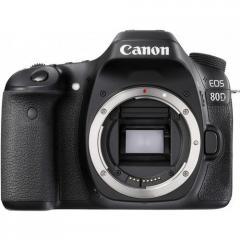 Цифровая фотокамера зеркальная Canon Eos 80D Body