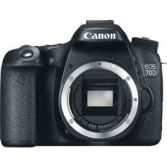 Цифровая фотокамера зеркальная Canon Eos 70D Body