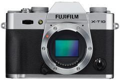 Цифровая фотокамера Fujifilm X-T10 Body Silver