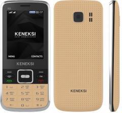 Мобильный телефон Keneksi K6 Dual Sim Gold