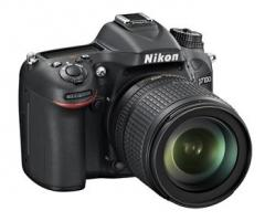 Цифровая фотокамера зеркальная Nikon D7100 Kit