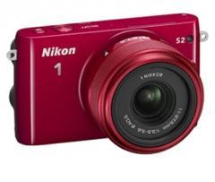 Цифровая фотокамера Nikon 1 S2+11-27.5Mm Red