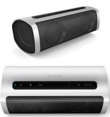 ONKYO X6 Silver speaker system