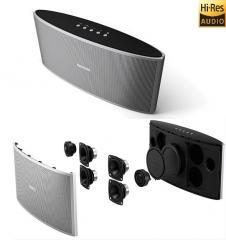 ONKYO X9 Silver speaker system