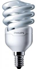 Lamp energy saving Philips E14 12W 220-240V CDL