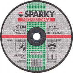 Disk SPARKY 20009567804 d of 230 mm, grinding on a
