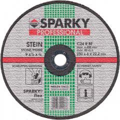 Диск Sparky 20009567804 шлифовальный по камню D