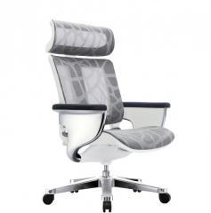 Кресло Comfort Seating Nuvem Silver Mesh