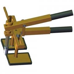 Puller for bystry correction of dents of Forsage