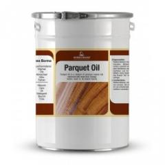 Oil for Borma Wachs parquet