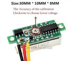 Цифровой вольтметр 2381AG. 0 ~ 100 В