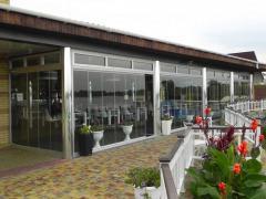Скло фасадне архітектурне і склопакети