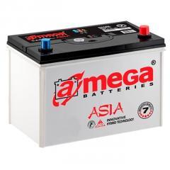 Автомобильный аккумулятор A-Mega Asia M7 6Ct-45-A3