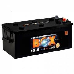 Аккумулятор A-Mega Energy Box Fire Bull M3 6Ct-190-A3 Truck