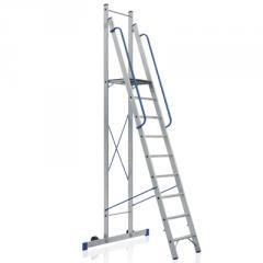 Aluminum scaffold of ELKOP TOR 708