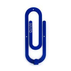 Вешалка настенная Glozis Clip Blue