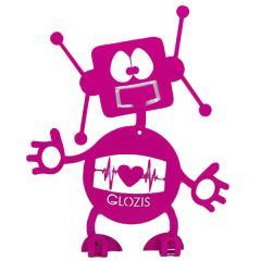 Вешалка настенная Glozis Robot