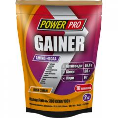 Geyner POWERPRO GAINER (2000g)