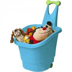 Ящики и корзины для игрушек