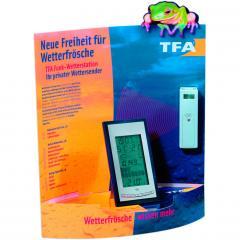 TFA 983004 display