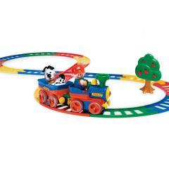 Caminho-de-ferro de brinquedo