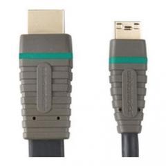Кабель Bandridge Blue Bvl1502 Hdmi Mini Cable 2M