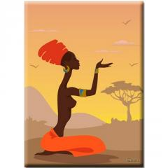 Picture GLOZIS AFRICAN GIRL
