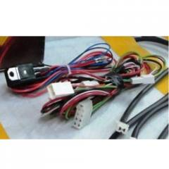 Set of wires of EMELYA UK1