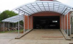 Canopies, automobile canopies, canopies for