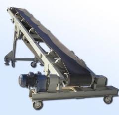 Конвейерное оборудование: конвейеры ленточные и