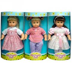 Кукла мягкая Lotus Onda 16998