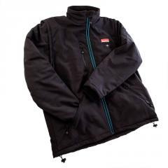 Jacket with MAKITA DCJ200Z2XL heating