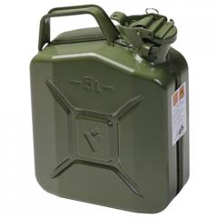 Metal canister of FORTE for fuel and lubricants on