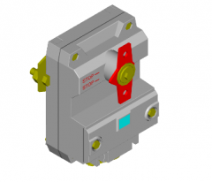 Switch remote mine VDSh-1 Ukraine